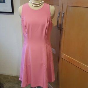 WHBM Pink Dress size 10
